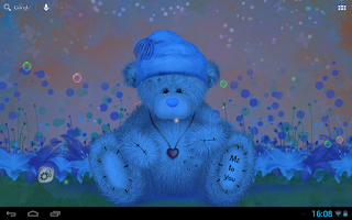 Screenshot of Teddy Bear