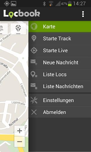 Locbook - locate your life