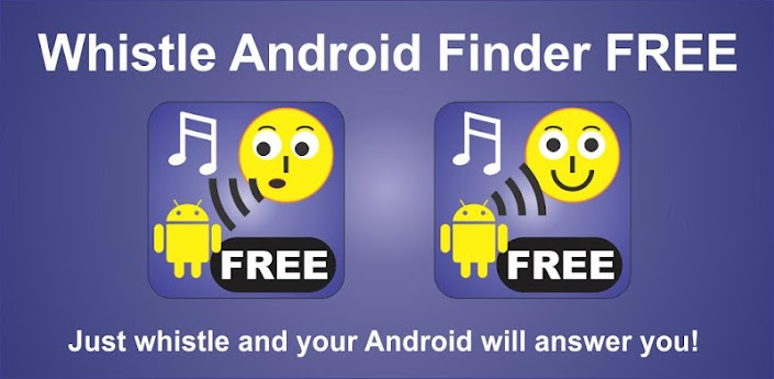 Whistle Android Finder FREE
