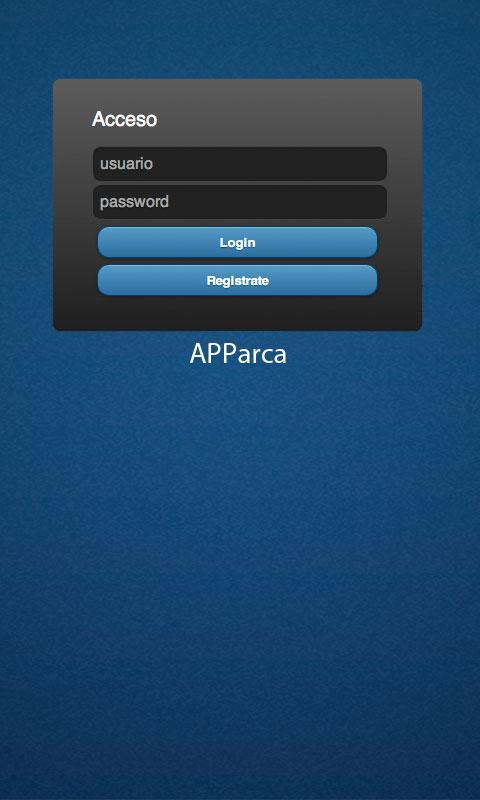 APParca- screenshot