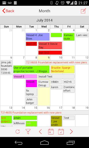 Schedule it - Staff Planner