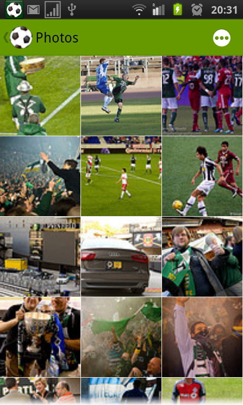 Portland Timbers Fan - screenshot