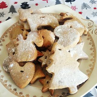 Biscuits.