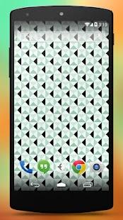Mosaic Triangle Tiles Pattern- screenshot thumbnail