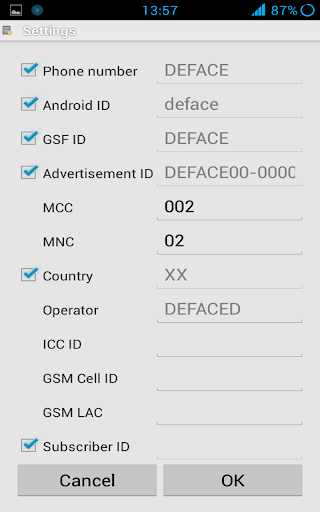 Download [ROOT] X Privacy Installer Google Play softwares