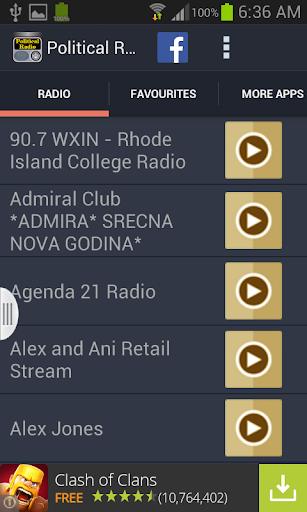 Political Radio