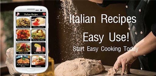 Italian recipes free app apps on google play forumfinder Image collections