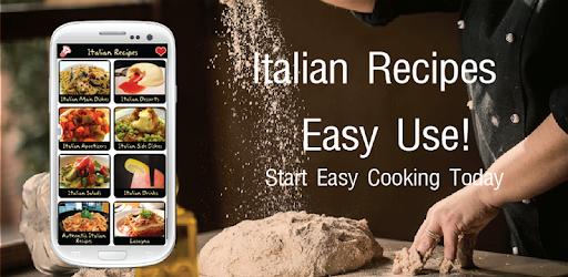 Italian recipes free app apps on google play forumfinder Choice Image