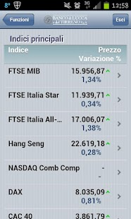 Banco Lucca- screenshot thumbnail