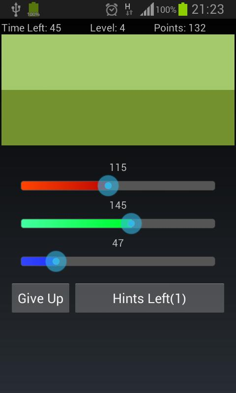 Colours Lite - screenshot