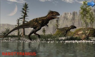 Screenshot of Dinosaurs for Toddlers FREE