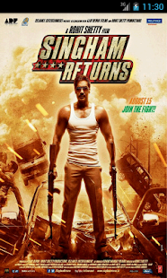 Singham Return Trailer