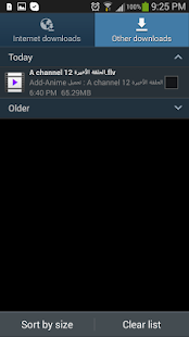 Add-Anime - screenshot thumbnail