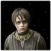 Arya Stark Live Wallpaper