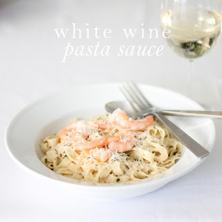 White Wine Sauce Recipe
