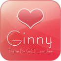 Ginny GO Launcher EX Theme icon