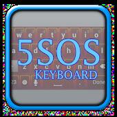 5SOS Keyboard