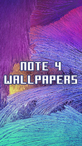 Official Note 4 Wallpapers