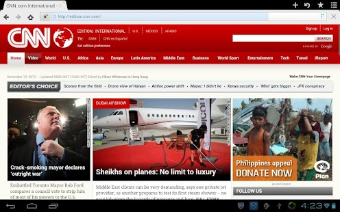 Maxthon Web Browser - screenshot thumbnail