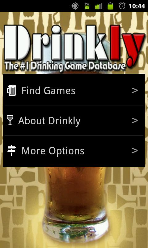 #1 Drinking Game Rulebook - screenshot