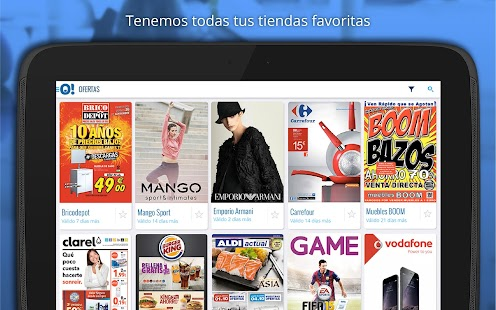 Ofertia - Catalogs & Offers- screenshot thumbnail