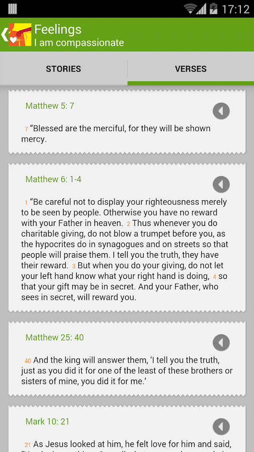 Bible-Fit Bibleapp- screenshot