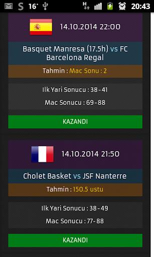 Basketbol Bahis Tahminleri