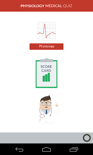 Physiology Medical Quiz Game