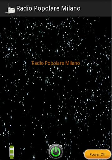 Radio Popolare Milano