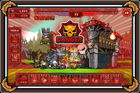 Cat War2 screenshot
