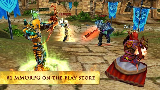 Order & Chaos Online Screenshot 19