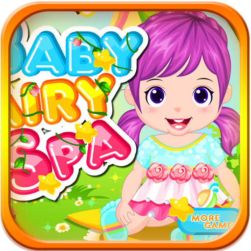 Baby Fairy Spa Salon Games LOGO-APP點子