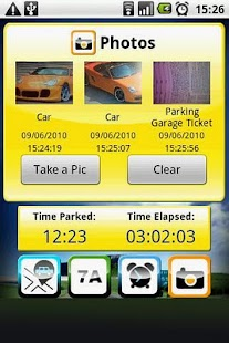 Parking Car Finder SE - screenshot thumbnail