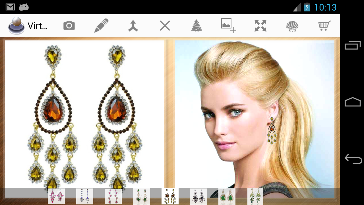 Jewelry Showcasz Dress Up! - screenshot