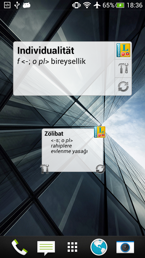 Standard Türkisch- screenshot