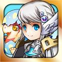 ギャザーオブドラゴンズ[無制限パズルRPG] icon