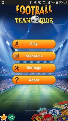 Football Team Quiz