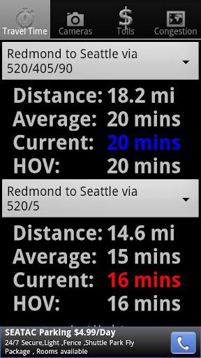 Seattle Commuter