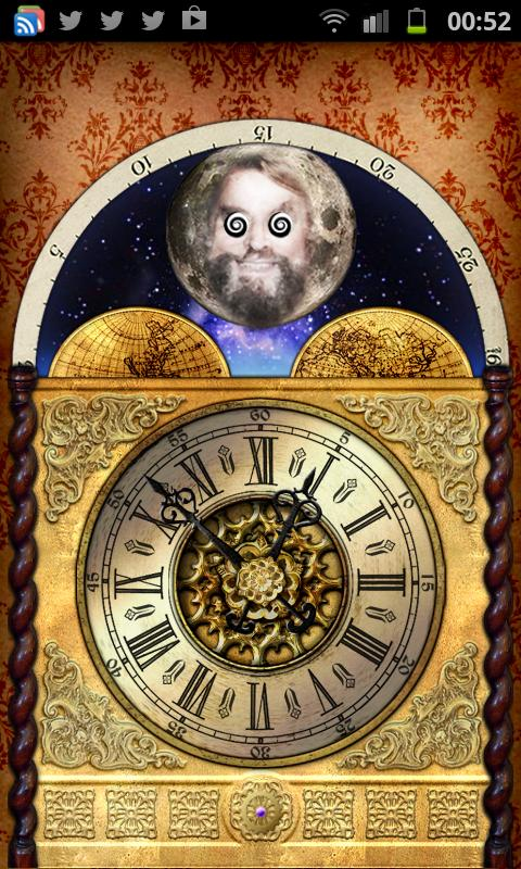 Brian Blessed Alarm Clock - screenshot