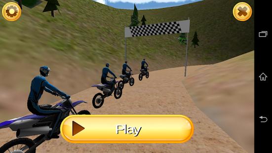 疯狂摩托车越野赛