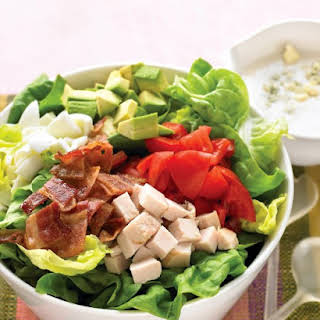 Lighter Cobb Salad.