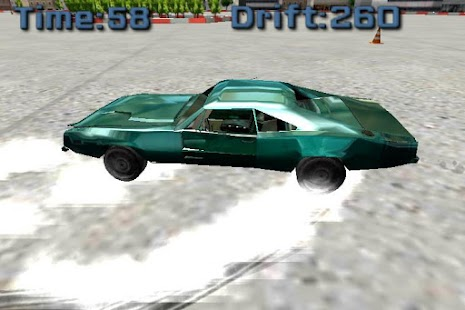 HotRod Drift Simulator 3D