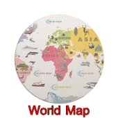 World Map Guide