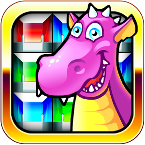 Magic Crystals: match 3 jewels for PC and MAC