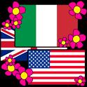 Italian-English Dictionary icon