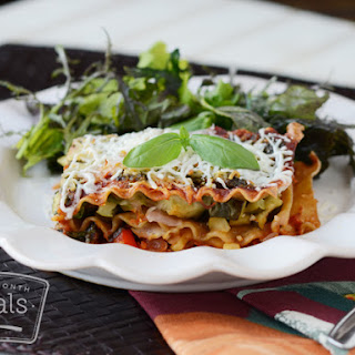 Mediterranean Lasagna Recipes.