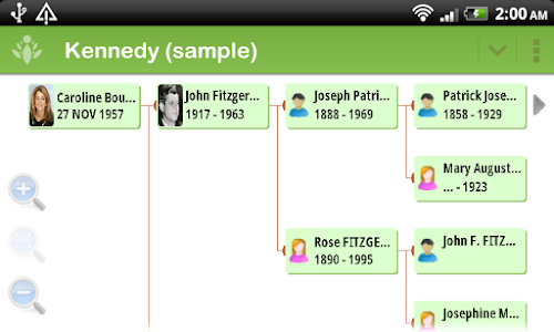 Family Tree Maker - FamilyGTG 1.3.8