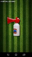 Screenshot of Virtual Air Horn