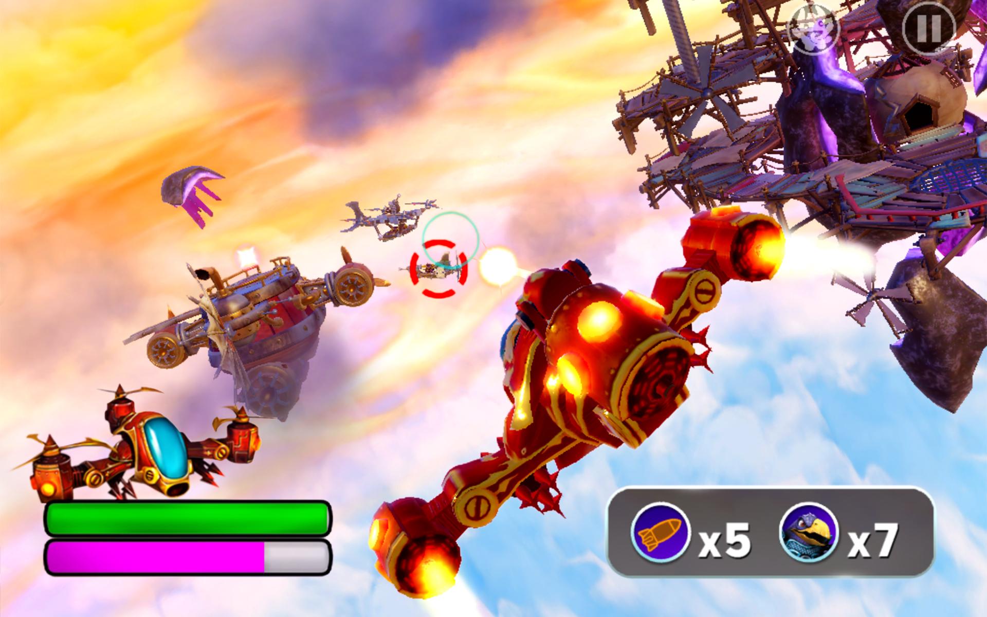Skylanders Trap Team™ screenshot #7