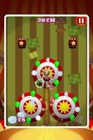 Screenshot of Circus Atari